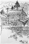 贵州侗族写生12